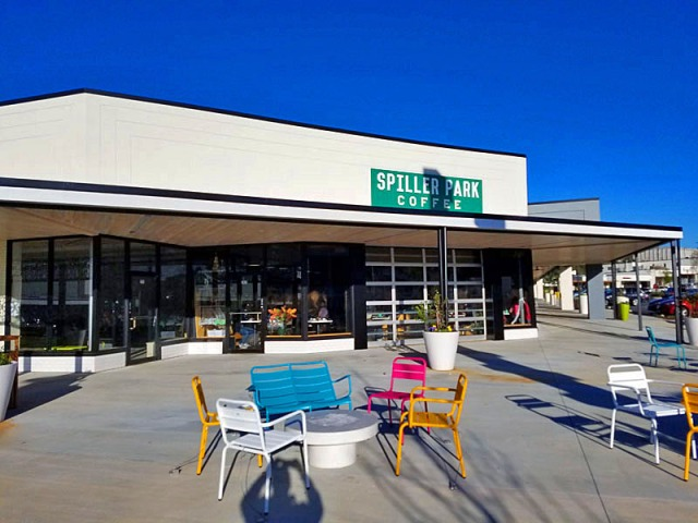 Spiller Park Coffee, Toco Hills, Atlanta coffee shop