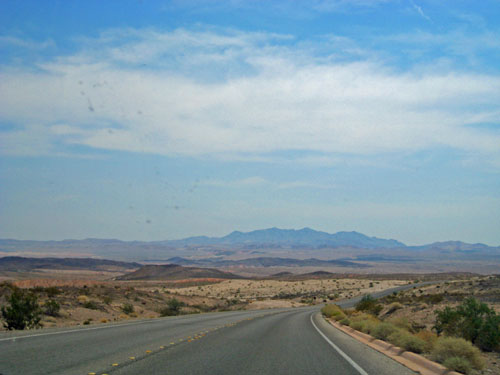 day road trip tips - lake mead, las vegas, nevada