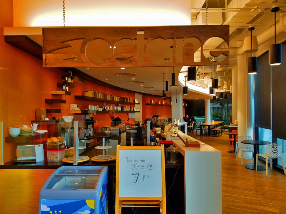 Octane Coffee Bar in Atlanta Tech Village, Buckhead, Atlanta