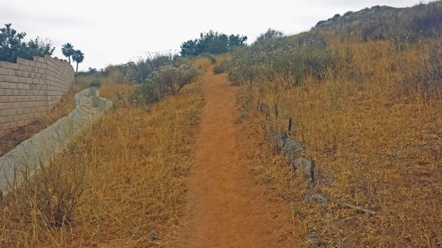 San Diego hiking, Battle Mountain, Rancho Bernardo