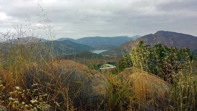 Lake Hodges, San Diego, California