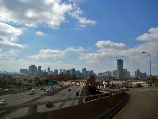San Diego: A Million Skyline Looks