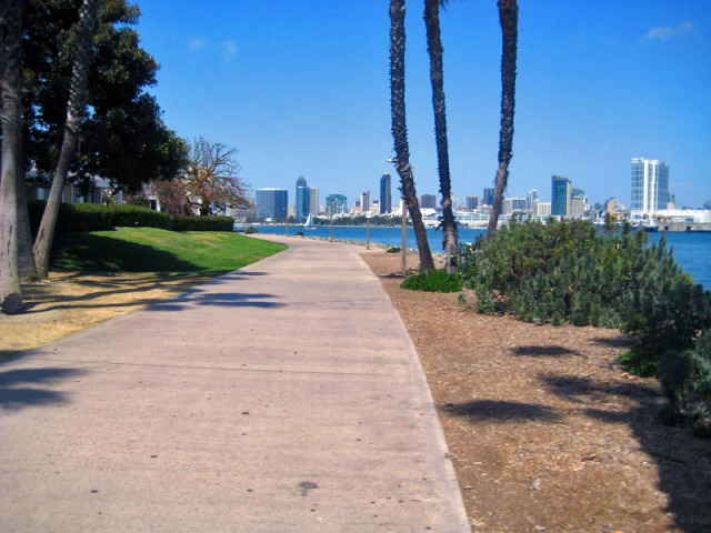 San Diego: A Million Skyline Looks from Coronado Island