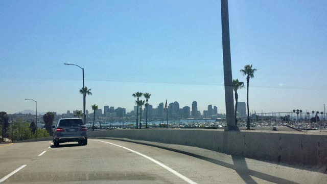 San Diego: A Million Skyline Looks