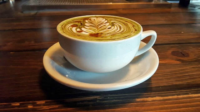 Sawada Coffee, Chicago, West Loop, Military Latte
