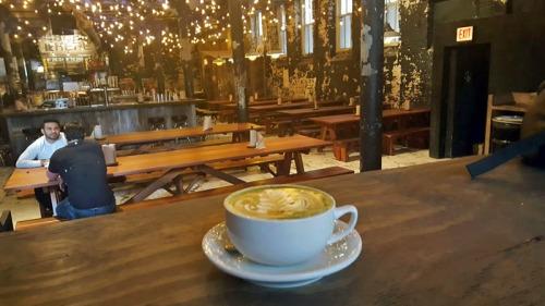 Sawada Coffee, Chicago, West Loop, Military Latte