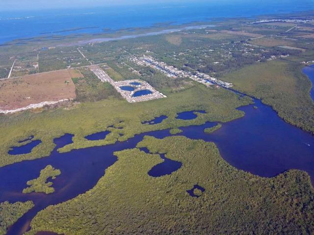Heart of Pine Island, Florida