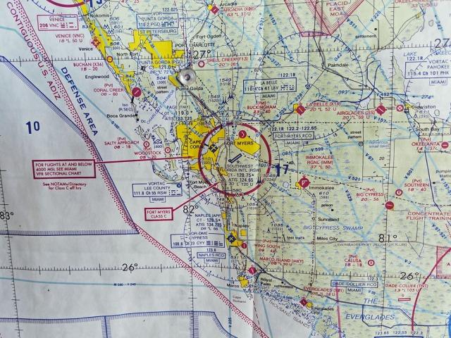 Southwest Florida scenic flight tour