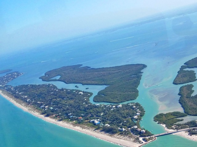 Captiva Island and Buck Key Preserve