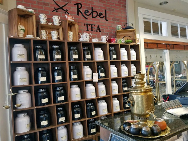 Rebel Coffee Roastery & Tea Lounge - Ft. Myers, Florida