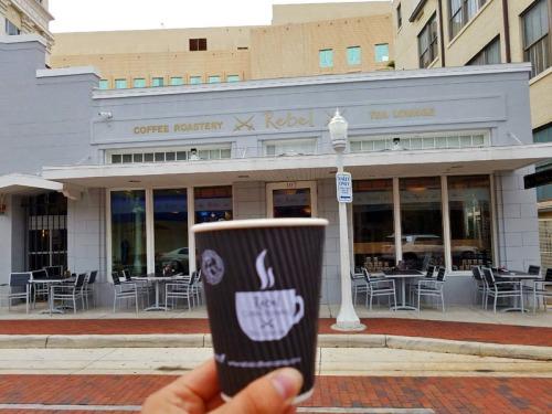 Rebel Coffee Roastery & Tea Lounge - Ft. Myers, Florida
