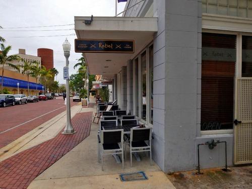 Rebel Coffee Roastery & Tea Lounge - Downtown Fort Myers