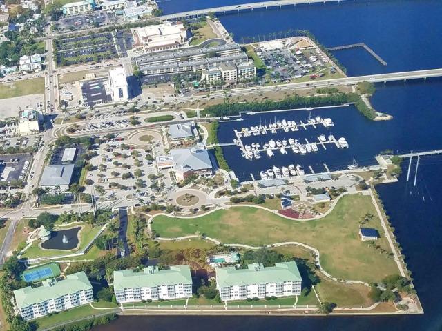 Laishley Park Municipal Marina, Punta Gorda, Florida