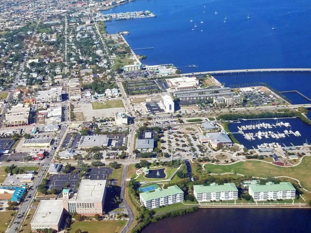 Downtown Punta Gorda, Florida