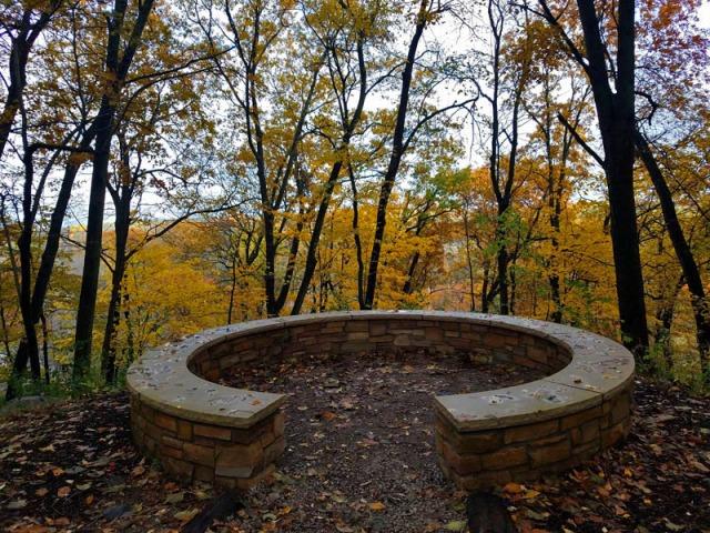 Ann Arbor Fall, Nichols Arboretum, Michigan